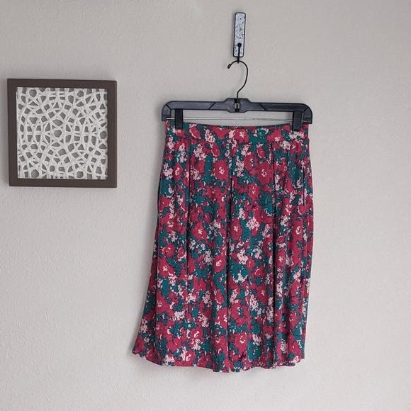 LuLaRoe Size XS Madison Skirt